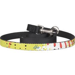 Softball Dog Leash (Personalized)