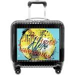 Softball Pilot / Flight Suitcase (Personalized)