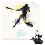 Softball Sublimation Transfer (Personalized)