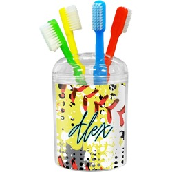 Softball Toothbrush Holder (Personalized)