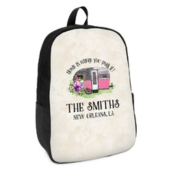 Camper Kids Backpack (Personalized)