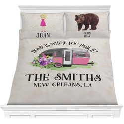 Camper Comforters (Personalized)