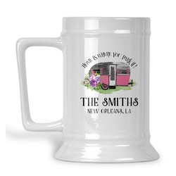 Camper Beer Stein (Personalized)