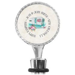 Camper Wine Bottle Stopper (Personalized)