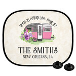 Camper Car Side Window Sun Shade (Personalized)