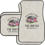 Camper Car Floor Mats (Personalized)