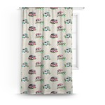 Camper Curtain (Personalized)