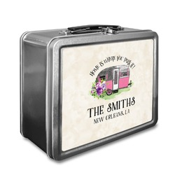 Camper Lunch Box (Personalized)