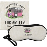 Camper Eyeglass Case & Cloth (Personalized)