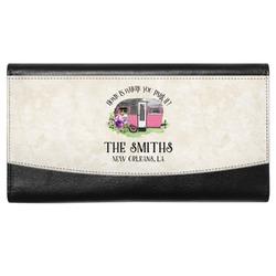 Camper Genuine Leather Ladies Wallet (Personalized)