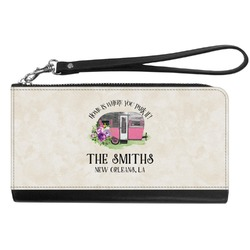 Camper Genuine Leather Smartphone Wrist Wallet (Personalized)