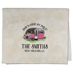 Camper Kitchen Towel - Full Print (Personalized)