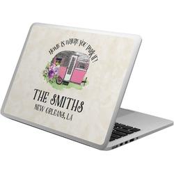 Camper Laptop Skin - Custom Sized (Personalized)
