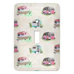 Camper Light Switch Covers (Personalized)