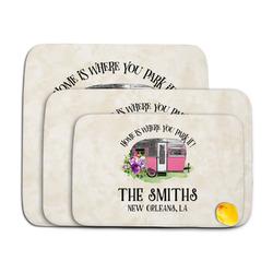 Camper Memory Foam Bath Mat (Personalized)