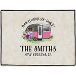 Camper Door Mat (Personalized)