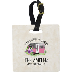 Camper Luggage Tags (Personalized)