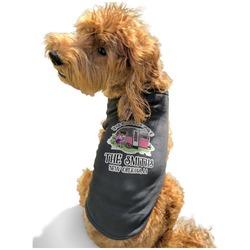 Camper Black Pet Shirt - S (Personalized)