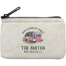 Camper Rectangular Coin Purse (Personalized)