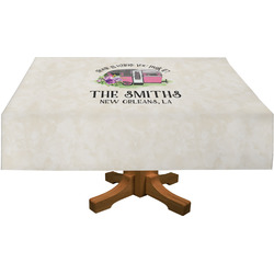 "Camper Tablecloth - 58""x102"" (Personalized)"