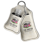 Camper Hand Sanitizer & Keychain Holder (Personalized)