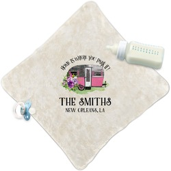 Camper Security Blanket (Personalized)