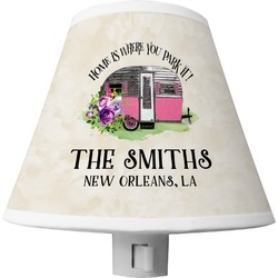 Camper Shade Night Light (Personalized)