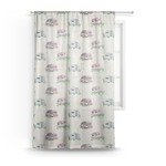Camper Sheer Curtains (Personalized)