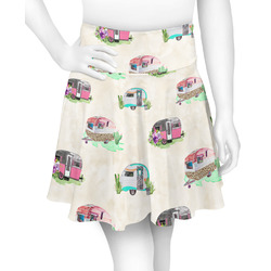 Camper Skater Skirt (Personalized)
