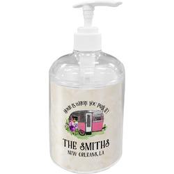 Camper Soap / Lotion Dispenser (Personalized)