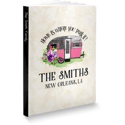Camper Softbound Notebook (Personalized)