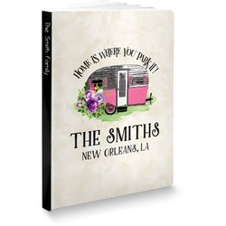 Camper Softbound Notebook (Personalized)