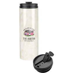 Camper Stainless Steel Tumbler (Personalized)