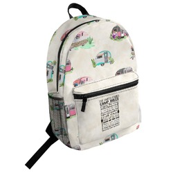 Camper Student Backpack (Personalized)