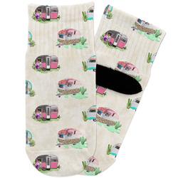 Camper Toddler Ankle Socks (Personalized)
