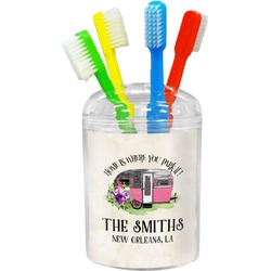Camper Toothbrush Holder (Personalized)
