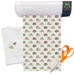 "Camper Heat Transfer Vinyl Sheet (12""x18"")"