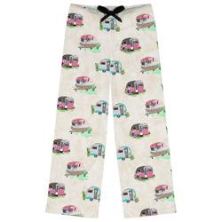 Camper Womens Pajama Pants (Personalized)