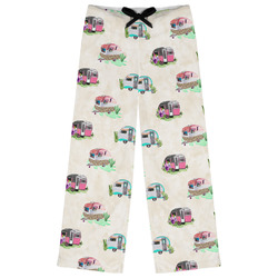 Camper Womens Pajama Pants (Personalized)