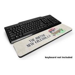 Camper Keyboard Wrist Rest (Personalized)