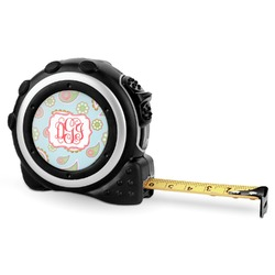 Blue Paisley Tape Measure - 16 Ft (Personalized)