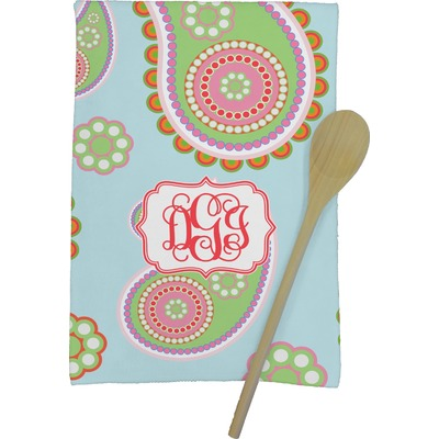 Blue Paisley Kitchen Towel