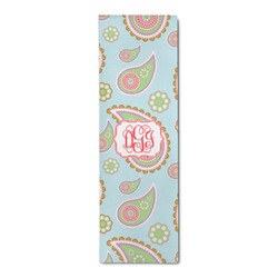 Blue Paisley Runner Rug - 3.66'x8' (Personalized)