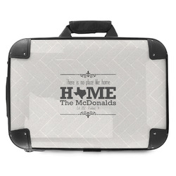 Home State Hard Shell Briefcase (Personalized)