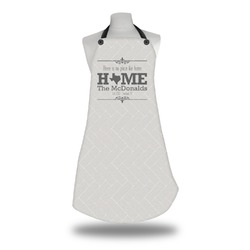 Home State Apron (Personalized)