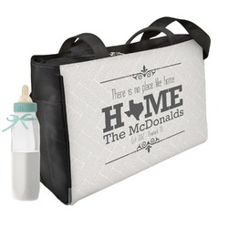 Home State Diaper Bag (Personalized)