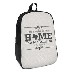 Home State Kids Backpack (Personalized)