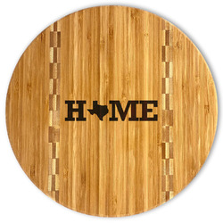Home State Bamboo Cutting Board (Personalized)