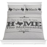 Home State Comforters (Personalized)