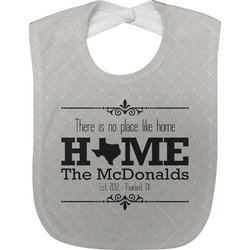 Home State Baby Bib (Personalized)
